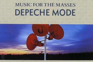 Depeche Mode Music for the Masses album