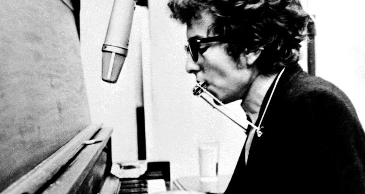 Bob Dylan Young
