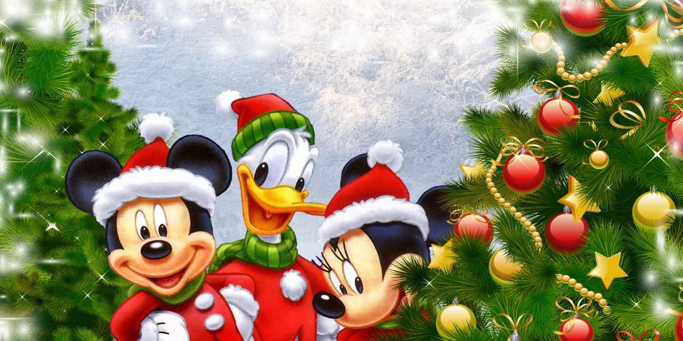 itchers disney christmas music playlist - Disney Christmas Music