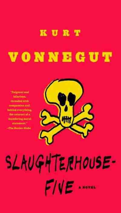ridiculousness of the war depicted in the novels slaughter house 5 by kurt vonnegut and catch 22 by  Kurt vonnegut's 1969 novel, slaughterhouse five, and thomas pynchon's 1973 masterpiece, gravity's rainbow, revealed that the war in vietnam was shaping representations of world war ii just as the legacies and cultural narratives of the second world war were influencing policy in vietnam.