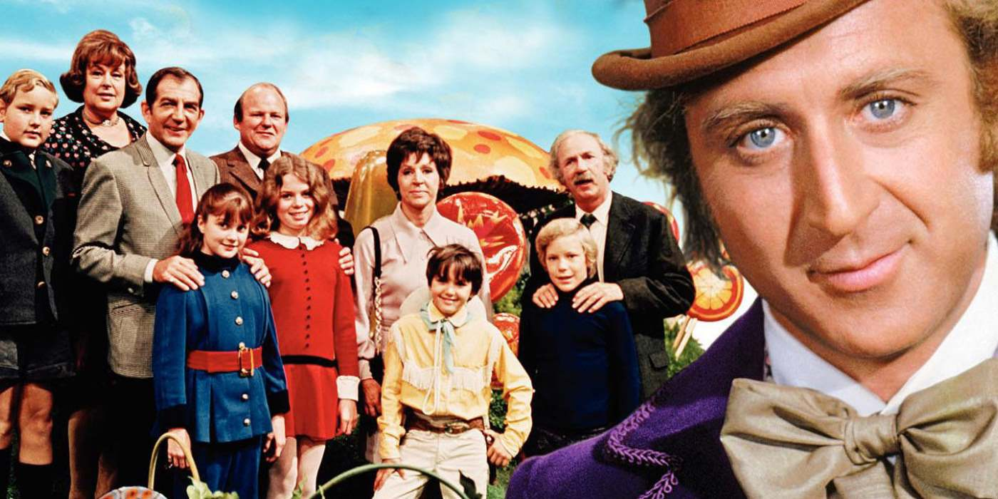 5 Movies like Willy Wonka and the Chocolate Factory: Magic ...