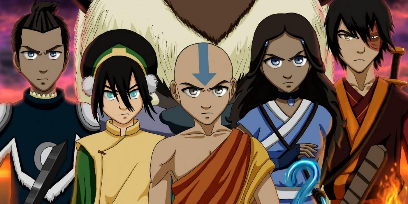 Avatar Der Letzte Luftbändiger Stream