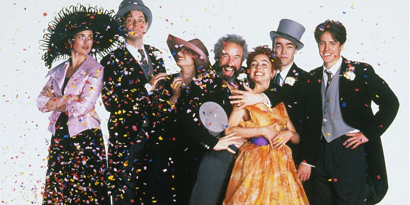 5 Movies Like Four Weddings And A Funeral British RomComs O Itcher Magazine