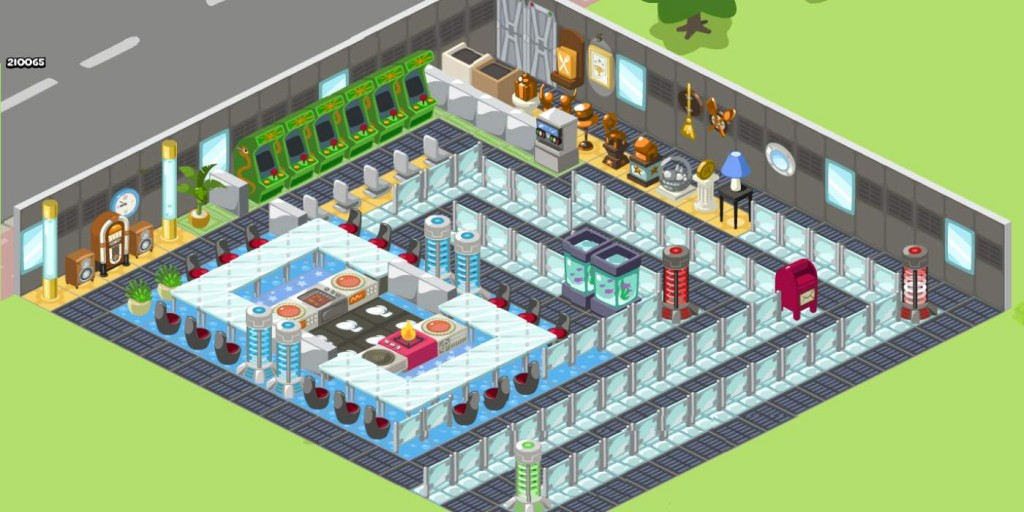 Dining games like restaurant city coming out of the