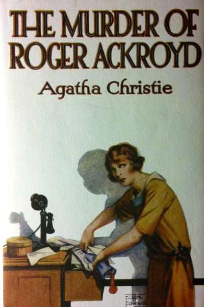 facts and faith in the book the murder of roger acroyd by agatha christie