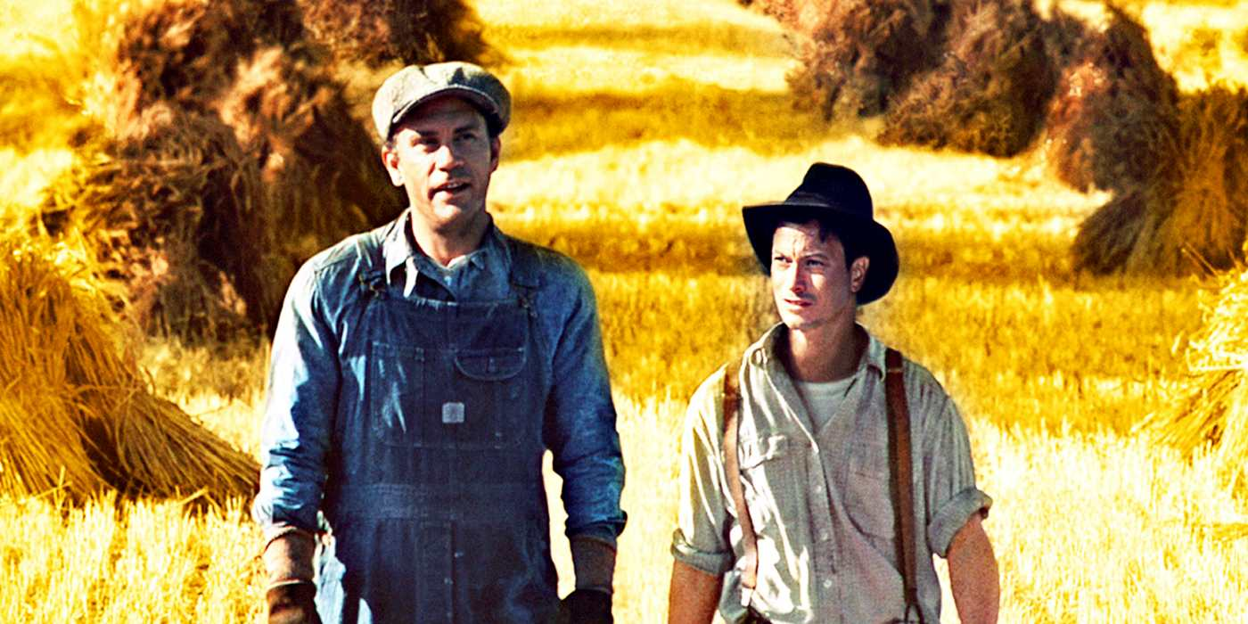 an analysis of mice and men movie Of mice and men -- film adaptations of mice and men  film adaptations  historical  add a review and share your thoughts with other readers be the first.