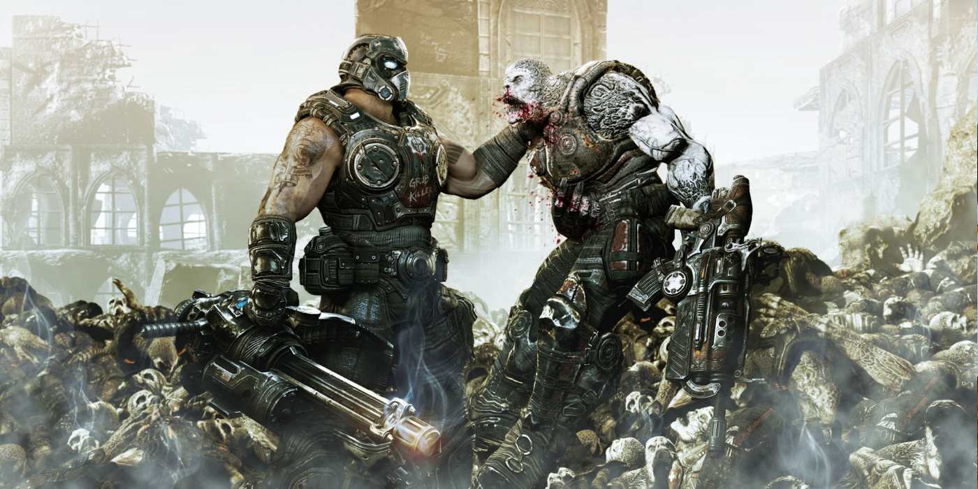5 Bullet Riddled Games Like Gears Of War Holding The Line Itcher
