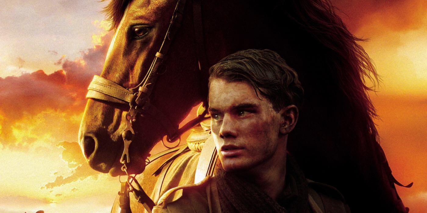 War horse movie poster
