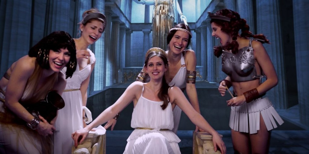the improbabilities in aristophaness comedy lysistrata